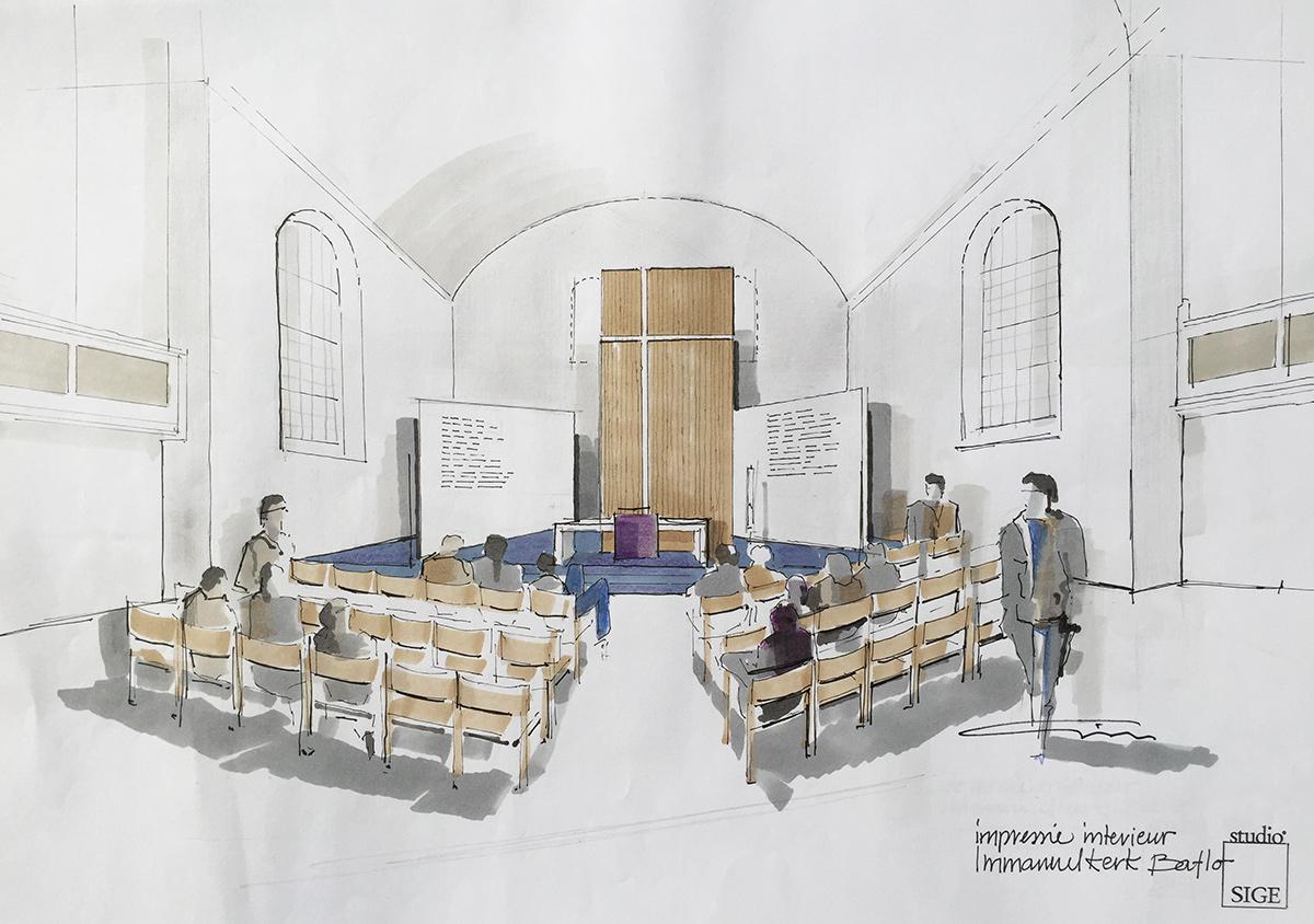 Sip Hofstede – Interieur ontwerpen