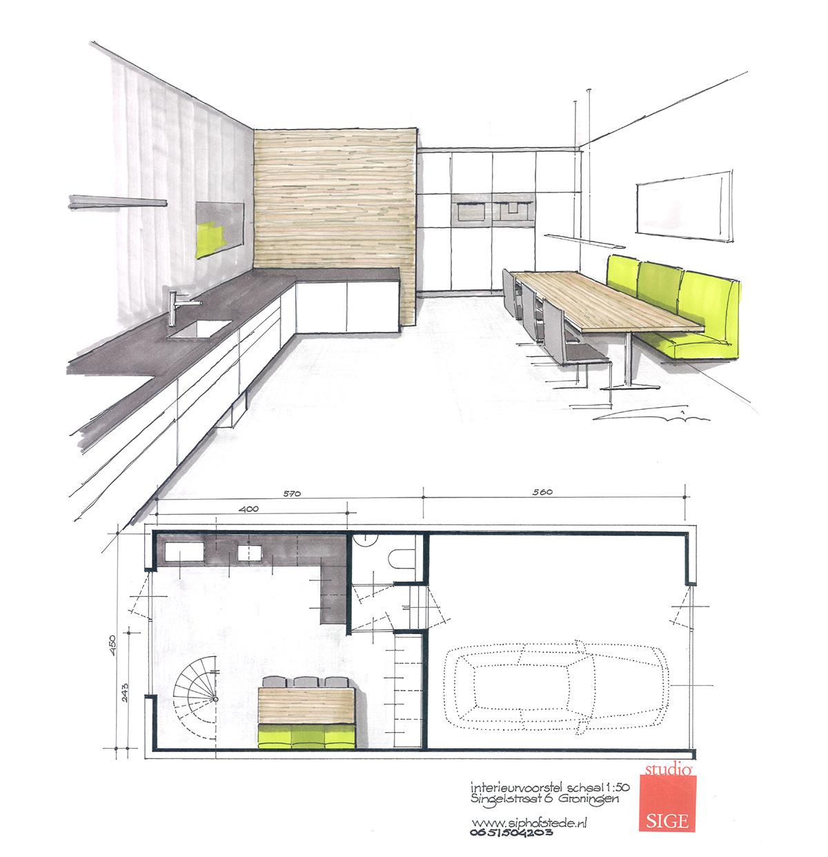 Sip hofstede interieur ontwerpen for Interieur ontwerpen