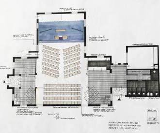 Immanuelkerk interieur ontwerp Baflo-3