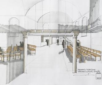 Immanuelkerk interieur ontwerp Baflo-2
