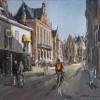 Groningen Academiegebouw RUG 2013 50x60cm