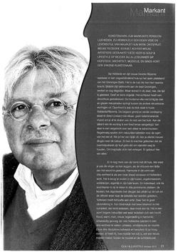 Artikel Golf & Lifestyle 2010 - Sip Hofstede